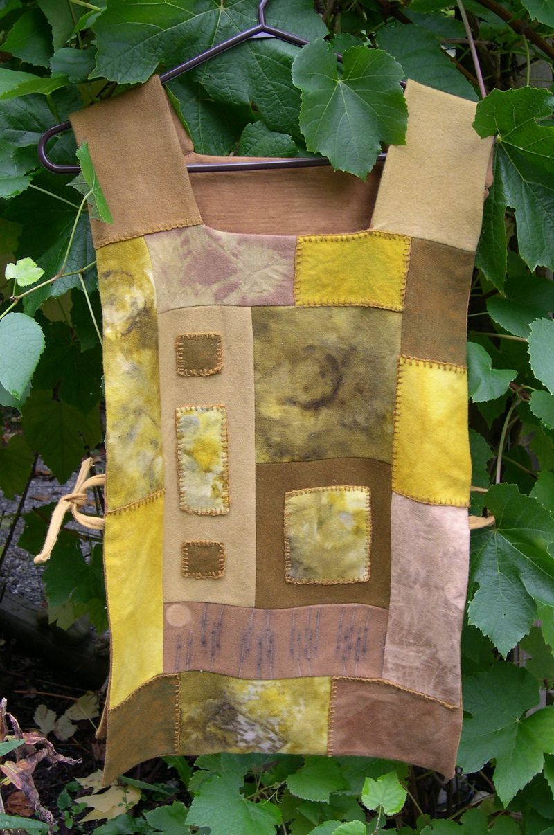 1eco-dyed tunic front