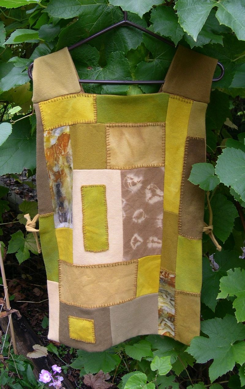 2eco-dyed tunic back
